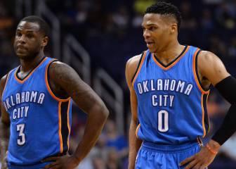 Los Thunder 'pasan' de Waiters para renovar ya a Westbrook