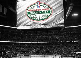 La NBA anunció dos juegos de temporada regular en México
