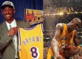 La emotiva y sabia carta de Kobe Bryant a su propio yo de 17 años