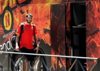 Álex Abrines se despide del Barcelona: