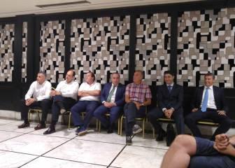 El Bilbao cambia su consejo y se va la junta de la transición