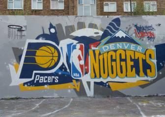 Oficial: Pacers y Nuggets, en Londres el 12 de enero 2017