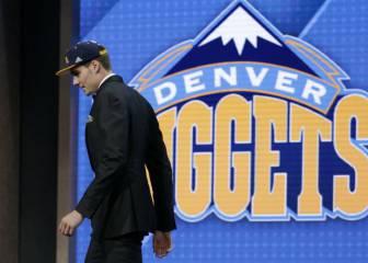 Confirmado: Juancho jugará en la NBA; firmó con los Nuggets