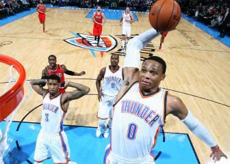 ¿Westbrook gran favorito para el MVP? No tan rápido...