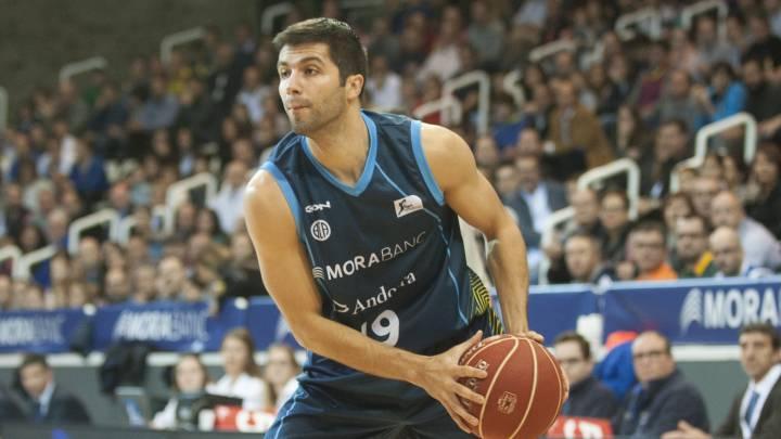 Vojdan Stojanovski, nuevo jugador del Baloncesto Sevilla
