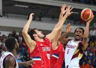Un primo de Kobe Bryant juega en la selección de Venezuela