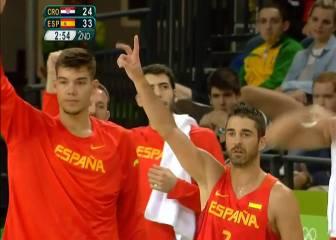 Los cinco 'ceros' de la Selección española ante Croacia