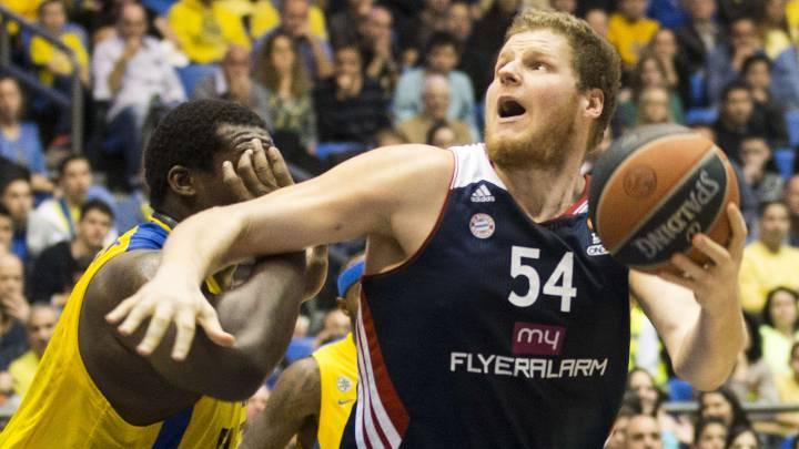 El pívot John Bryant, fichaje estrella del Valencia Basket