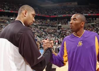 Cambio de generación NBA: Kobe, Duncan, Stoudemire...