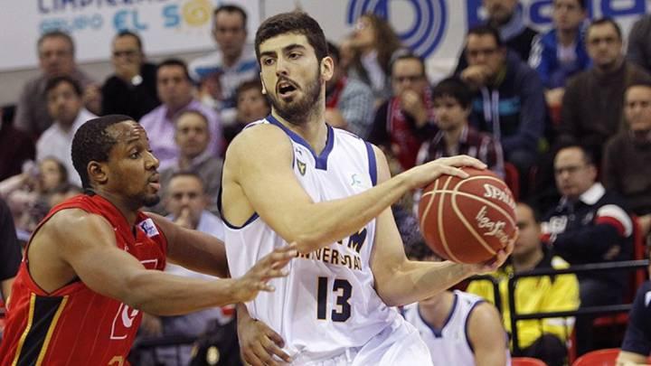 El base Miki Servera, nuevo jugador del CAI Zaragoza