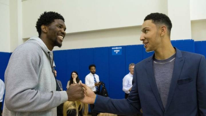 Seis candidatos al Rookie del Año: ¿Simmons vs Embiid?