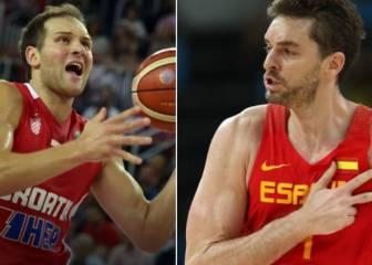Top-10 NBA en Río:Bogdanovic, Dellavedova, Gasol, Durant...