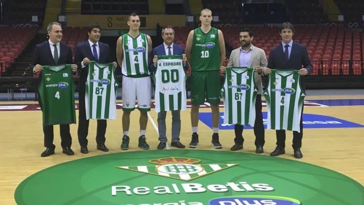 El Baloncesto Sevilla ya es el Real Betis Energía Plus