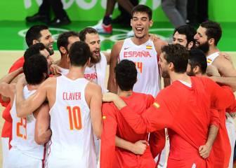 Una España imperial aplasta a Francia y está en semifinales