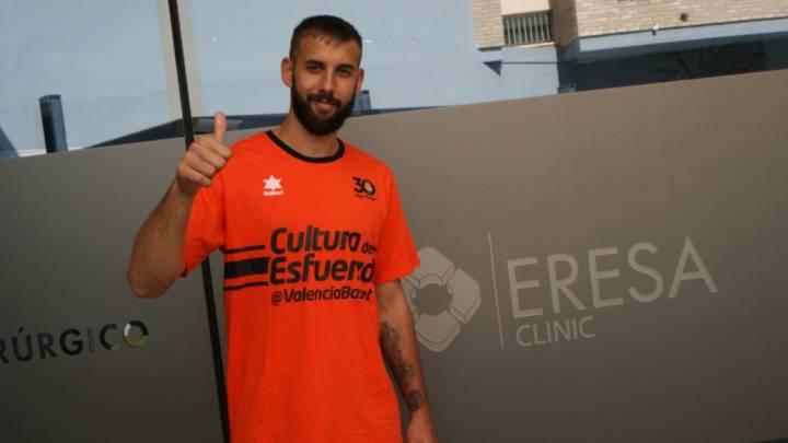 Jankovic ya es del Valencia: pasó las pruebas médicas