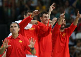 Cómo y dónde ver el España vs Estados Unidos de baloncesto Juegos Olímpicos: Horarios y TV