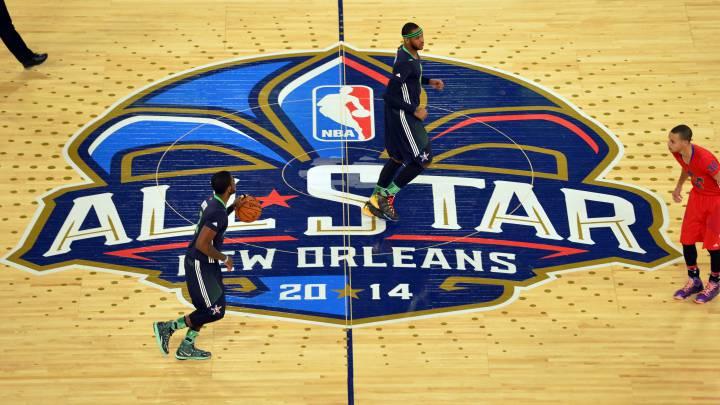 Nueva Orleans acogerá el All Star en lugar de Charlotte