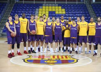 El nuevo Barça de Bartzokas comienza a andar