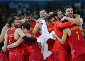 Broche de bronce a la edad de oro del baloncesto español