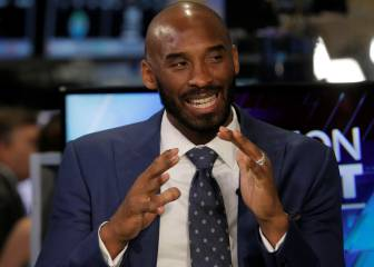 Kobe Bryant lanza un fondo de capital riesgo de 100 millones