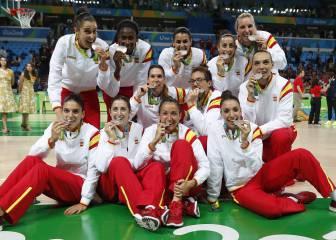 La Selección femenina ya es la segunda potencia mundial