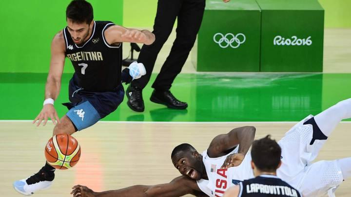 """Campazzo: """"La NBA es un sueño para mí, me encantaría"""""""