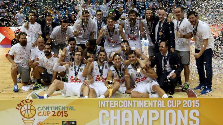 La FIBA excluye al campeón de la Euroliga de la Intercontinental