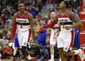 Wizards pagan 39M a sus dos estrellas: