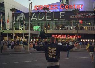 Parsons, fan nº1 de Adele: ¡una semana antes al concierto!