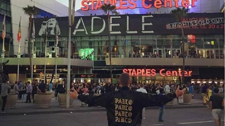 Parsons, fan nº1 de Adele: ¡llega una semana antes al concierto!