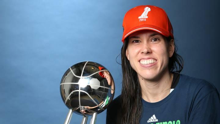 Cuatro españolas en la WNBA: Anna Cruz vuelve a las Lynx