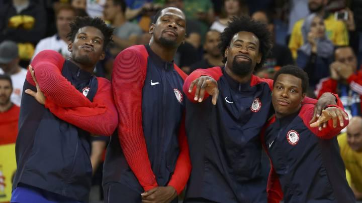 Un futuro a corto plazo incierto para el Team USA: ¿sin NBA?
