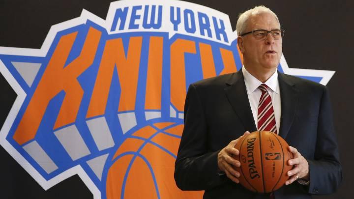"""Phil Jackson se sincera: """"Mi mayor error en los Knicks es no hacerme con Jae Crowder"""""""