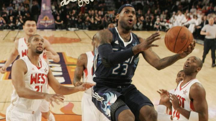 """¿LeBron a la altura de Jordan? """"Ni siquiera ha superado a Kobe Bryant y Tim Duncan"""""""