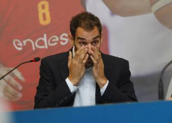 Calderón deja la Selección: