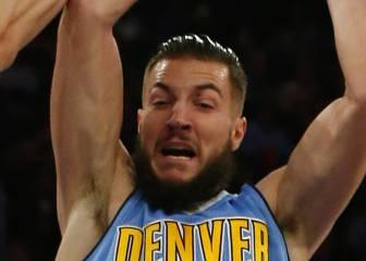 Los Nuggets traspasan a Lauvergne a los Thunder