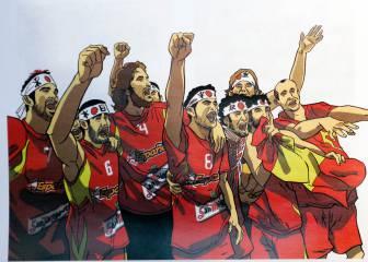 Hace 10 años de la mayor gesta del baloncesto español