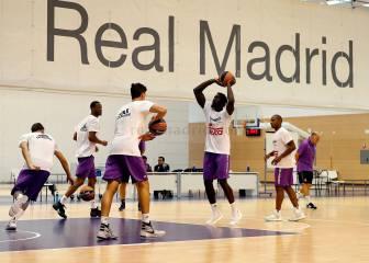 Thompkins vuelve y el Madrid recibe sin público al Huesca