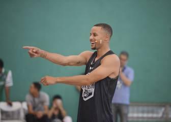 Curry piensa en el anillo: