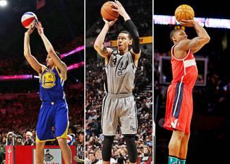 ¿Qué equipos tiran los mejores triples? Por calidad del intento
