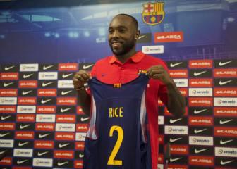 Tyrese Rice: