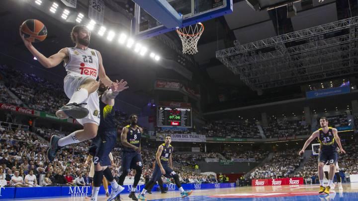 CSKA, Fenerbahçe y Real Madrid, los ogros de la nueva Euroliga