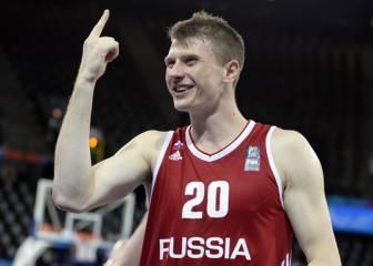 Rusia, primer clasificado para el Eurobasket 2017 con un 3-0