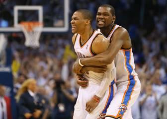 Durant, sobre su relación con Westbrook: