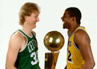 Los Celtics, con el trono a tiro: más victorias de la historia NBA
