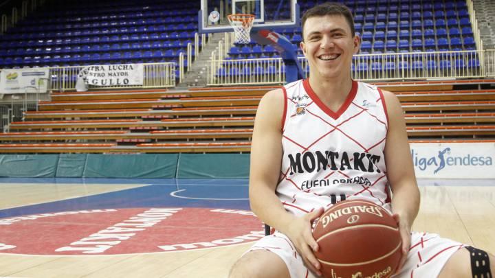 """Cruz: """"Vine a Europa, ya estoy en España y sí, sueño con la NBA"""""""