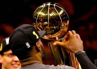 Top 100 de SI: LeBron James reina rodeado de Warriors