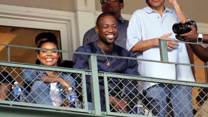 Wade le da la gracias a Miami de una forma muy especial
