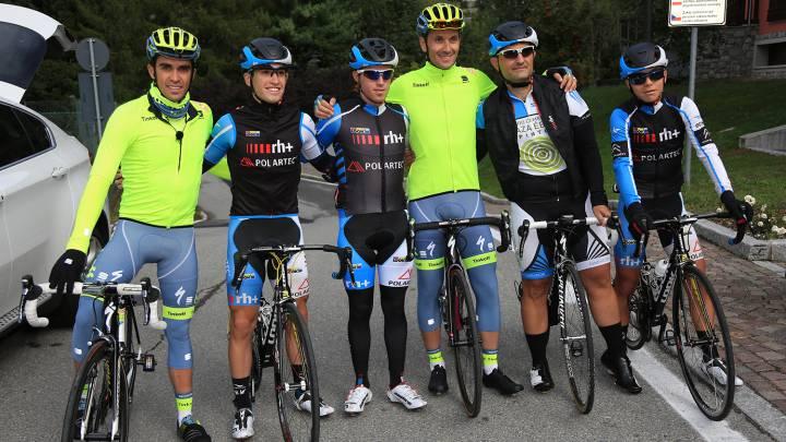 """La Valletina celebra el """"Contador Day"""" un año más"""