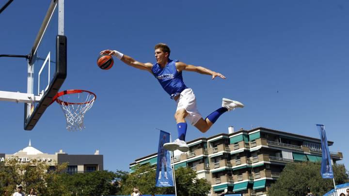 Gran éxito de público en la NBA Zone de Granada